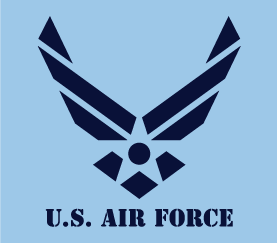 U.S.AIR FORCE Tシャツ<br />